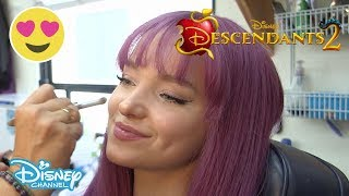 Descendants 2 | Get Ready with Dove Cameron | Official Disney Channel UK