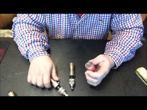 Cómo abrir Candados de moto tipo Pitón, de disco de cerraduras redondas