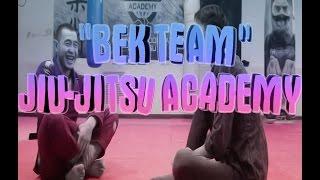 """Первое интервью. """"BEK TEAM"""" JIU-JITSU ACADEMY."""
