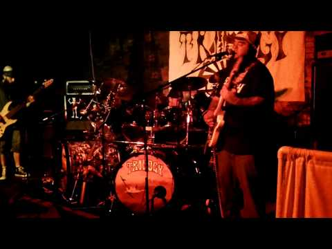 "Trilogy ""Burned Alive"" cd release song 10-(drum thingy) Teachers of the Peace"