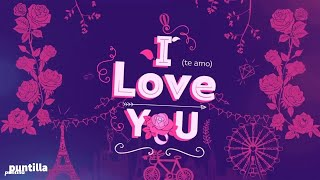 I Love You (Te Amo) - Victor Drija  (Video)