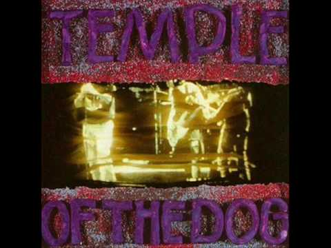 Temple of the dog - Wooden Jesus