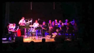 Man from Mars - Joni Mitchell - Arrangement: Laurent Cugny et Stéphane Guillaume.