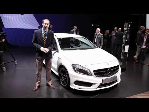2013 Mercedes-Benz A Class - 2012 Geneva Motor Show