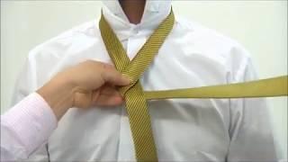 4 tipos de nó em gravata