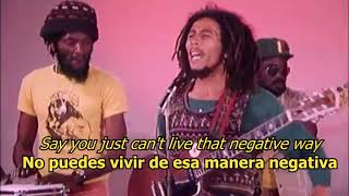 Positive Vibration   Bob Marley (LYRICSLETRA) (Reggae+Video) (HD)