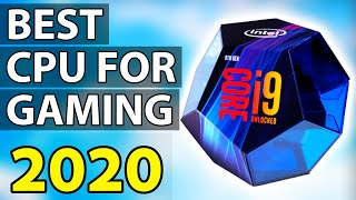 ✅ TOP 5: Best CPU For Gaming 2020