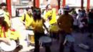 preview picture of video 'Street Drums Bando de la Huerta 2008 Murcia, Spain'