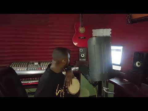 Adam A Zango  na Kida Kalangu A Studio Sa
