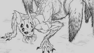 Como Desenhar um Mangá com Sen e Kai - Desenhos de Monstros