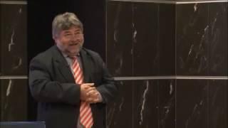 A Burn out jelenség és megelőzésének módszerei – Dr. Varga Gábor (előadó)