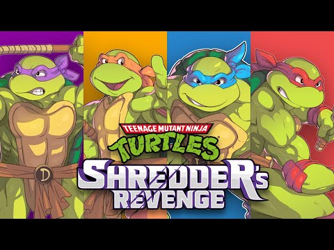 Teenage Mutant Ninja Turtles: Shredder's Revenge : Premier trailer de gameplay