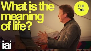 What is the Meaning of Life?   Full Talk   Sean Carroll