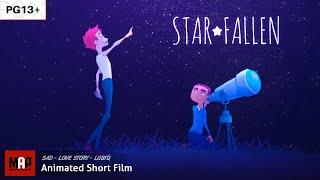 Award Winning LGBTQ Animated Film ** STAR FALLEN ** Love Story by Alex Tagali [PG13]