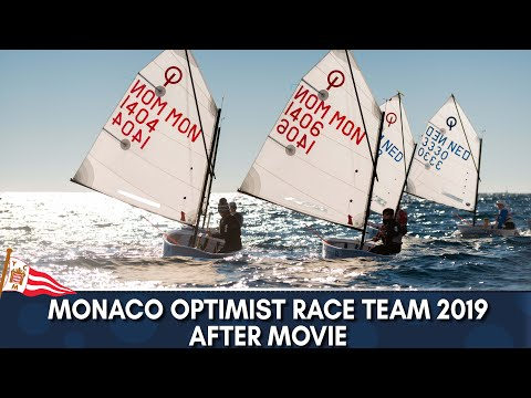 Monaco Optimist Team Race 2019 - Aftermovie