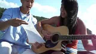 Lucky - Colbie Caillat and Jason Mraz (acoustic cover)