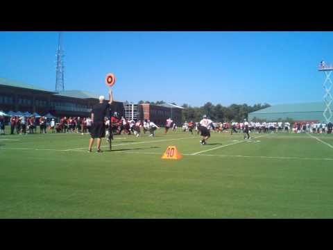 Atlanta Falcons Training Camp 2011: JULIO JONES