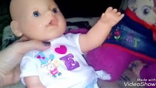 Новый житель))))Кукла BEBY born