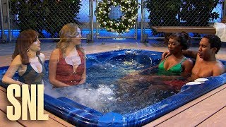 Hot Tub Christmas - SNL