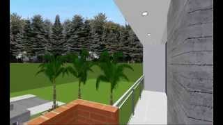 preview picture of video 'Vivienda Modelo Danubio'