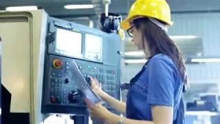 Cuplikan Video Panduan Buku Pengoperasian CNC Turning (Swansoft Fanuc OiT)