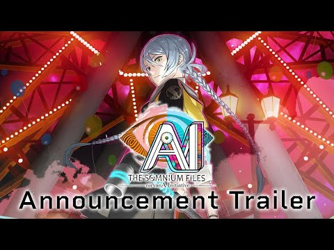 AI: THE SOMNIUM FILES - nirvanA Initiative | Announcement Trailer de AI: THE SOMNIUM FILES - nirvanA Initiative