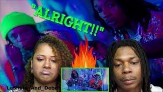WIZ KHALIFA   ALRIGHT FT  TRIPPIE REDD & PREME (OFFICIAL VIDEO) REACTION!!!