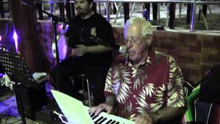 """""""LET THE FOUR WINDS BLOW""""  FATS DOMINO cover"""