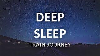 Guided sleep meditation | train journey to sleep hypnosis