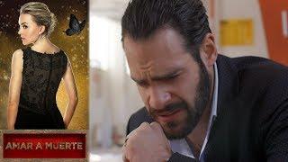 Amar A Muerte   Capitulo 77: Mateo Descubre La Infidelidad De Eva  Televisa