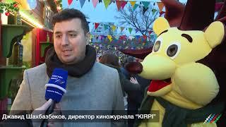 Новогодняя ярмарка в Баку
