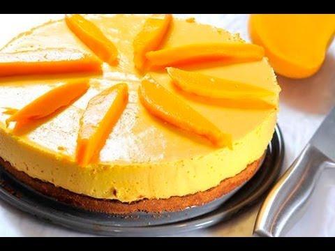 Cómo Hacer Un Fantástico Pastel De Mango