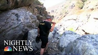 GOLD - USD California's New Gold Rush Draws Adventurers to Golden State | NBC Nightly News