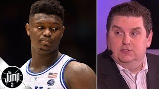 Zion Williamson could force his way off the Pelicans -- if he wants to | The Jump