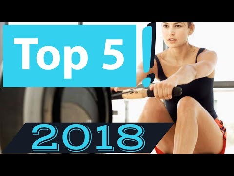 Best Rowing Machines to buy in 2019