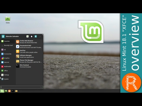 Stable Release Linux Mint 18 3 XFCE