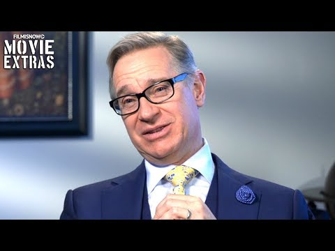 "A SIMPLE FAVOR | On-set visit with Paul Feig ""Director"""