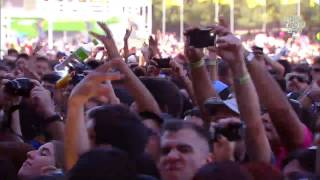 The Specials - A Message To You Rudy - Lollapalooza Chile 2015