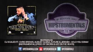 DJ Khaled - Hold You Down [Instrumental] (Prod. By Bkorn & Lee On The Beats) + DOWNLOAD LINK