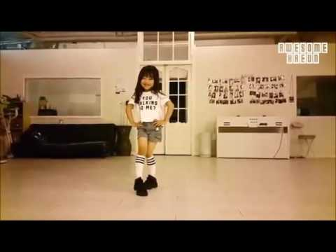 English song dance by baby