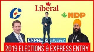 Election Results 2019 And It's Affect On Canadian Immigration