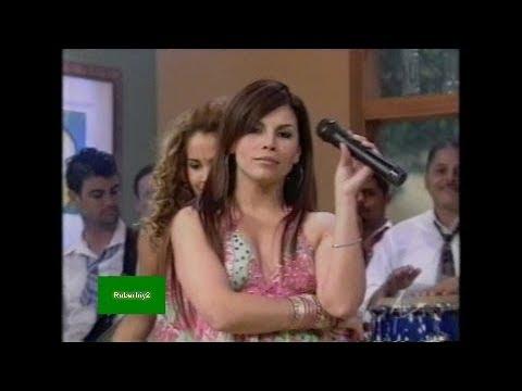 """Olga Tañón """" Bandolero"""" en vivo"""