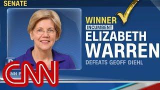 CNN projects: Democrats take early lead in key Senate races