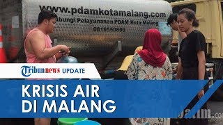 Warga Perumahan Joyogrand Malang Terancam Krisis Air Bersih
