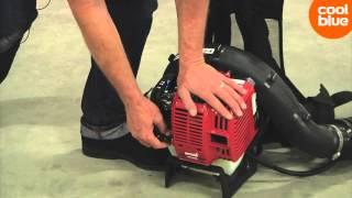 Воздуходувка ранцевая MTD MT 32 BPB - видео №1