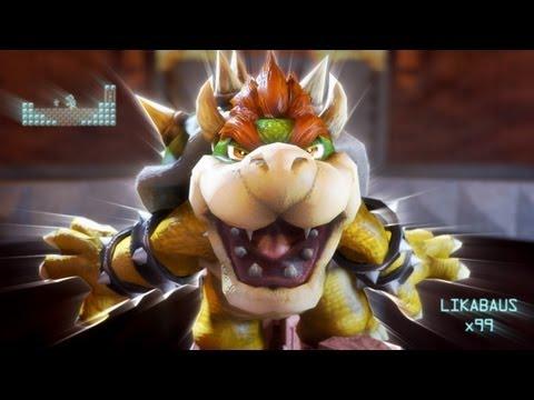 Mario gốc nhìn thật