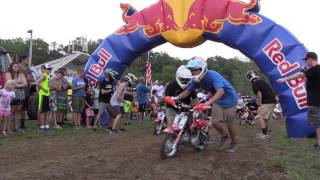 Red Bull Mini Moto – Loretta Lynns 2016