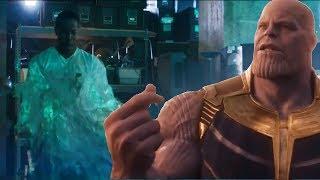 Что произошло с остальным миром после Щелчка Таноса I Мстители: Война Бесконечности  (ПАРОДИЯ)