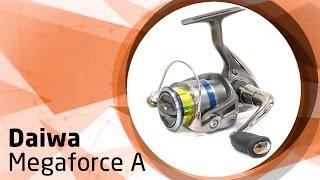 Daiwa катушка megaforce 2000 a