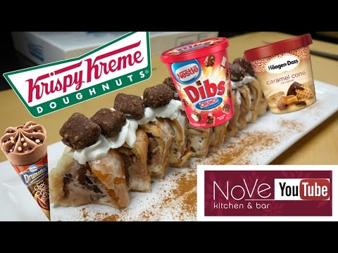 Will It Sushi? – Krispy Kreme & Ice Cream